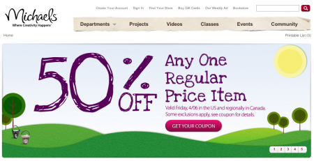 Whats Your Easter Egg – Example of a Coupon