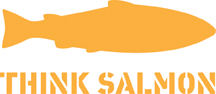 THINK SALMON Logo